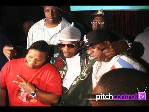 CASH MONEY RECORDS Reunion at CORE DJ Awards • Pitch Control TV