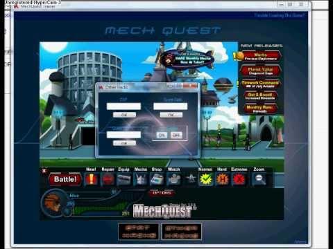 Mechquest hack download trainer