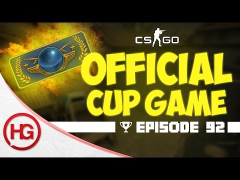 UK CS LUL (Official CSGO Cup Game #92)
