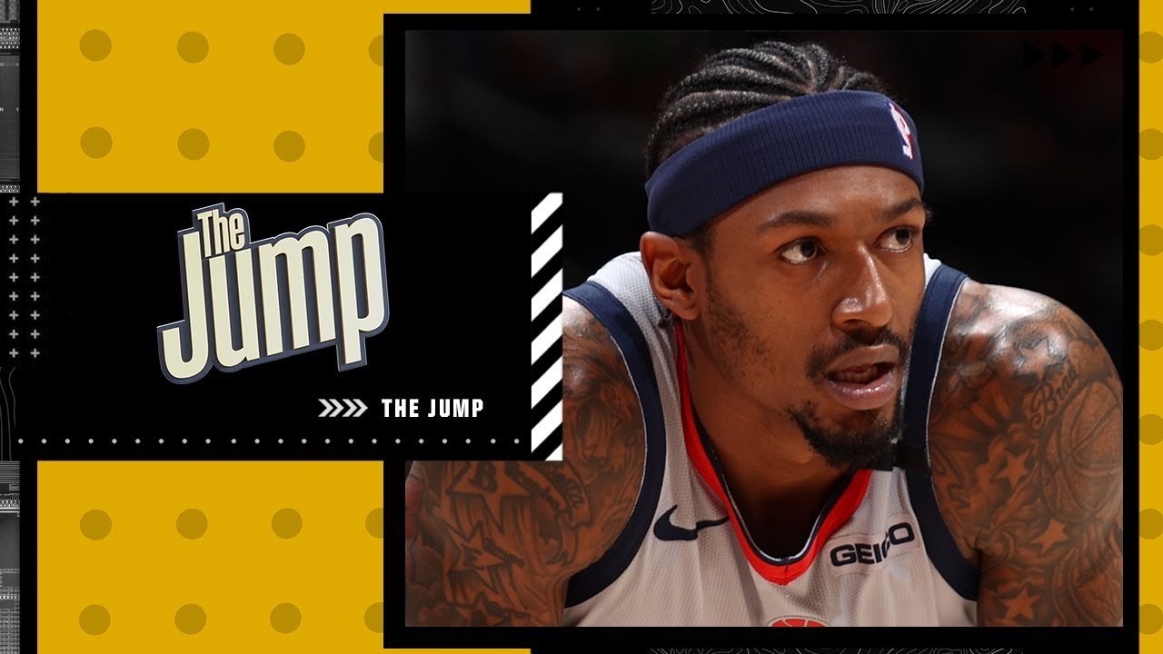 Download Will Bradley Beal request a trade from the Wizards? | The Jump