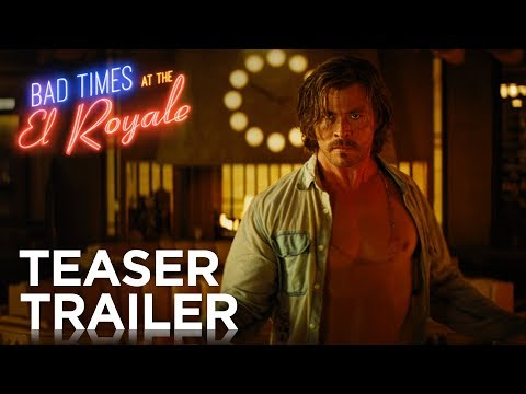 Chris Hemsworth protagoniza Bad Times at the El Royale