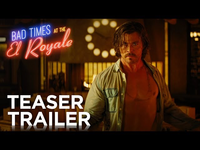 Bad Times at the El Royale | Teaser Trailer | 20th Century FOX