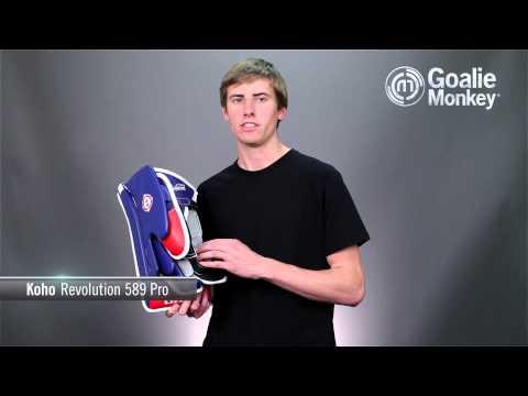 Koho Revolution 589 Pro Goalie Blocker