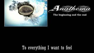 Anathema-The Beginning And The End with lyrics