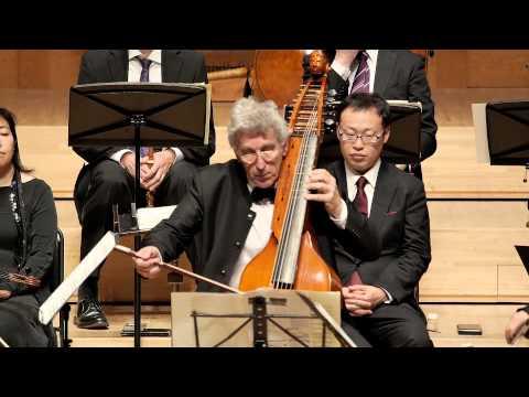 Joseph Haydn:Baryton Trio No97 in D major Hob. XI-97 I. Adagio cantabile