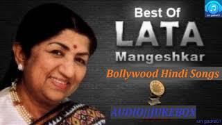 Best of Lata Mangeshkar Bollywood hindi Songs Jukebox Hindi Songs