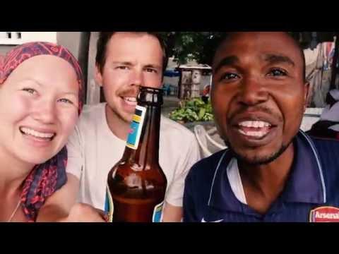 Ensimmäinen päivämme Afrikassa 🗺 VLOG 09 | Dar es Salaam - Tanzania