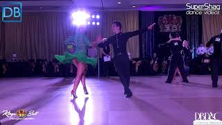 Comp Crawl with DanceBeat! Kings Ball 2018! Pro Am Rhythm Winners!