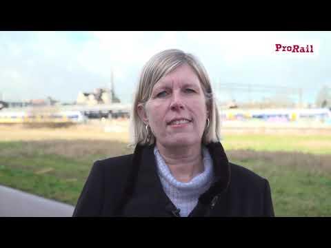 Week van de circulaire economie   Ans Rietstra over experimenteren met tweedehands wissels   ProRail