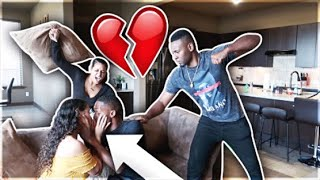 CAUGHT Kissing ANOTHER Girl Prank !! **Gone Too Far**