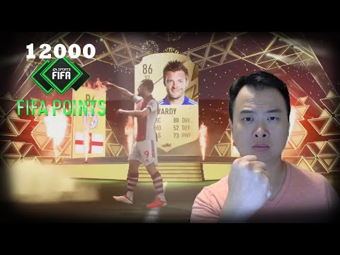 12,000 FIFA POINTS TO START OFF FIFA 22 ULTIMATE TEAM!!  