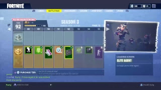 WE LIVE| FORTNITE TRYING TO SQUAD WIN WIN GAME PLAY PS4]