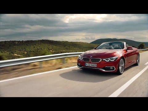 AKILÇELEN. Yeni BMW 4 Serisi Cabrio.