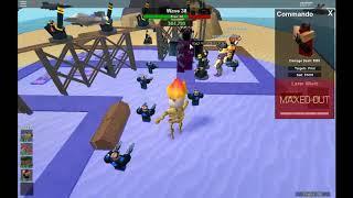 Roblox Tower Battles Almost Get Triumgh