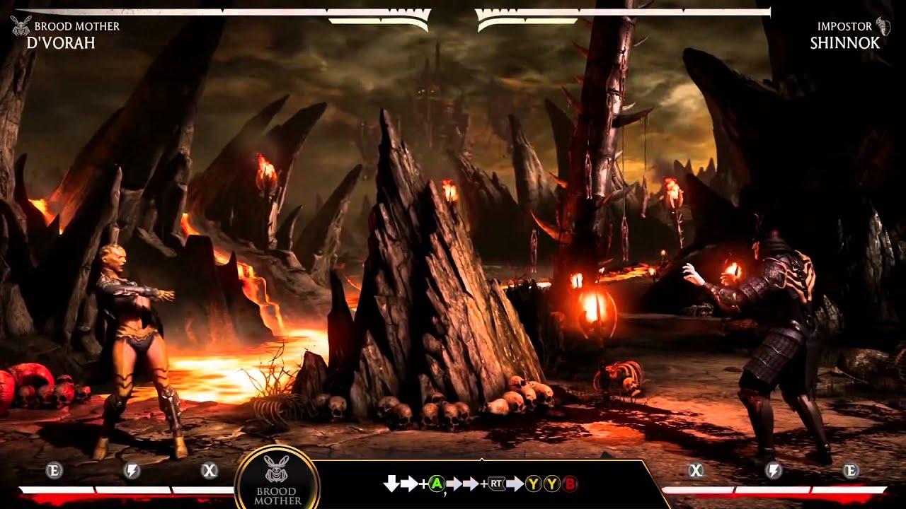 Mortal Kombat X: Kombat Klass - D'Vorah