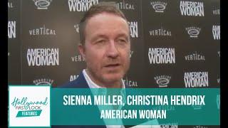 AMERICAN WOMAN (2019) | LA PREMIERE SIENNA MILLER, CHRISTINA HENDRIX With RICK HONG