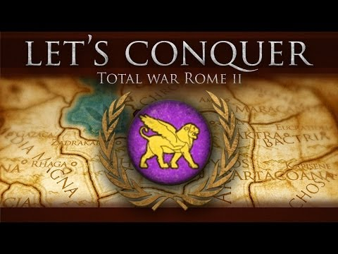 Parthia Campaign (Part 1): The Rough Road