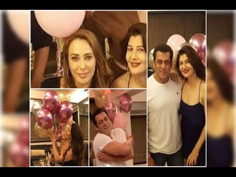 Salman Khan CELEBRATES His EX Sangeet Bijlani's BIRTHDAY With Girlfriend Iulia Vantur & His Gang! Mp3