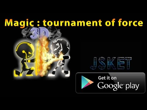 Magic : tournament of force