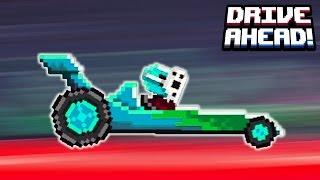 DRIVE AHEAD Бешеные ГОНКИ Игра как мультик для детей БЕЗУМНЫЕ ГОНОЧНЫЕ ЗАДАНИЯ на машинках и тачках