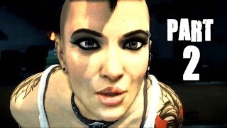 BLOOD TRAIL - Dead Rising 3 Fallen Angel Gameplay Walkthrough Part 2 (XBOX ONE)