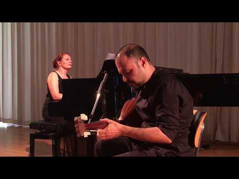 The Piano Buzuq   Eu Roj - Rememberance  Mevan Younes