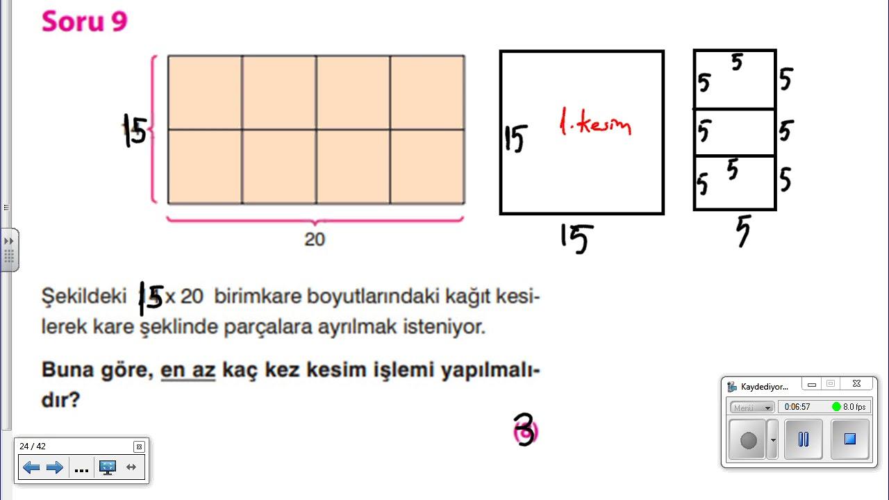 YENİ NESİL GEOMETRİ SORULARI-2 (Spesifik Sorular- 2)TYT-AYT