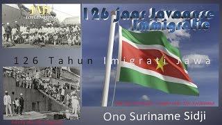 Download 126 Jaar Javaanse Immigratie In Suriname  (9-8-1890/9-8-2016) MP3 song and Music Video