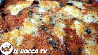 407 - Parmigiana di melanzane...quando hai una fame cane! (ricetta parmigiana facile e leggera)
