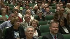 """2015 Trottier Symposium """"A Question of Evidence"""": Drs. Geoffrey Kabat and Kevin Folta"""