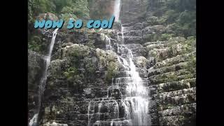 Talakona water falls in Ap visit