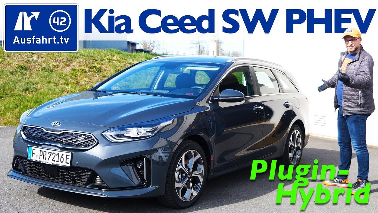 2020 Kia Ceed Sw Plug In Hybrid Phev 1 6 Gdi 6dct Kaufberatung Test Deutsch Review Fahrbericht Youtube