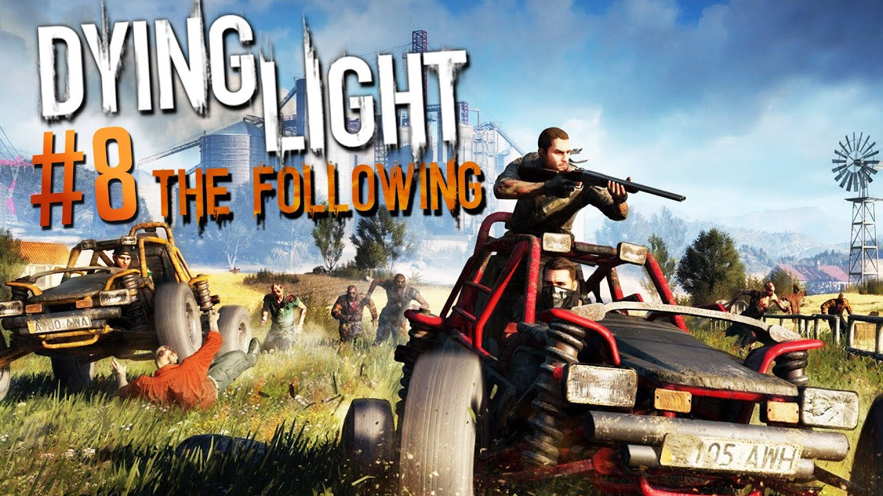 Best Weapon Dying Light Following