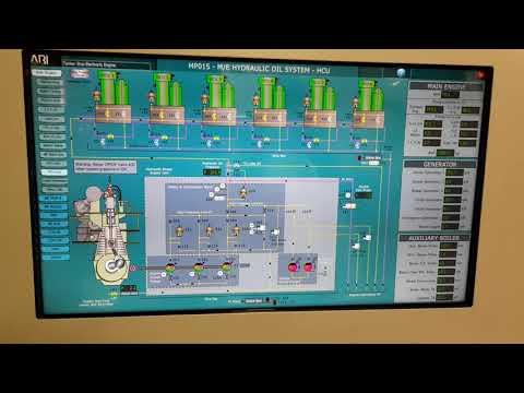 MARINE RT FLEX ENGINE SIMULATOR