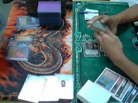 MTG Manila Vintage October 2012: R4 G2 Martello Shops vs RUG Delver