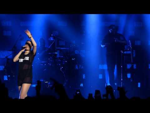 Jessie J - Sweet Talker live O2 Apollo, Manchester 24-01-15