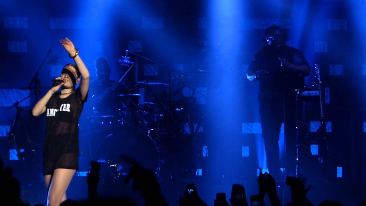 Download Jessie J - Sweet Talker live O2 Apollo, Manchester 24-01-15