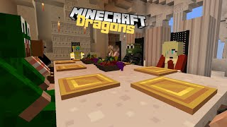 DISCUSSING HOW TO DEFEAT EVIL NATIONS!! - Minecraft Dragons
