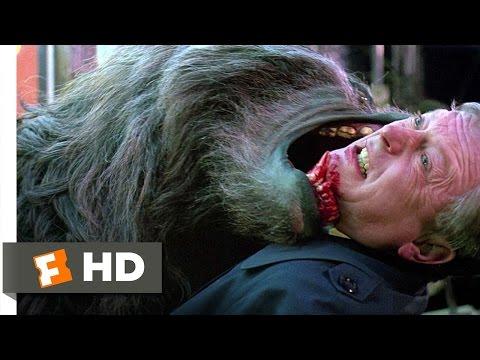 An American Werewolf in London (1981) - London Massacre Scene (9/10)   Movieclips