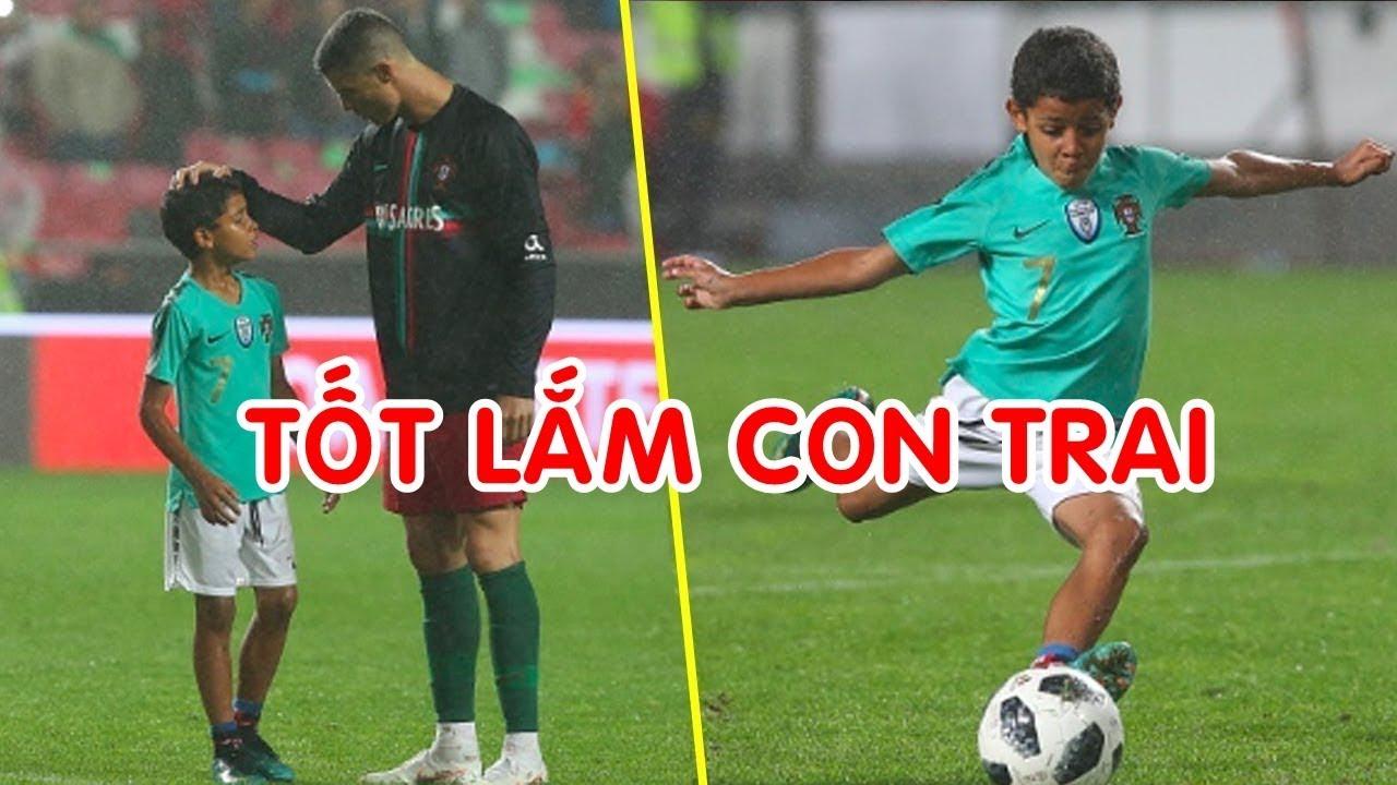 Chiêm Ngưỡng Cục Vàng Của Ronaldo và Các Ngôi Sao Bóng Đá