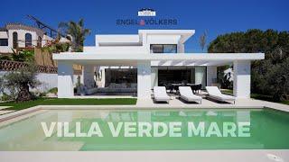 Villa Verde Mare - New luxury villa by the sea in Marbella by Engel & Volkers Marbella (W-02LQ82)