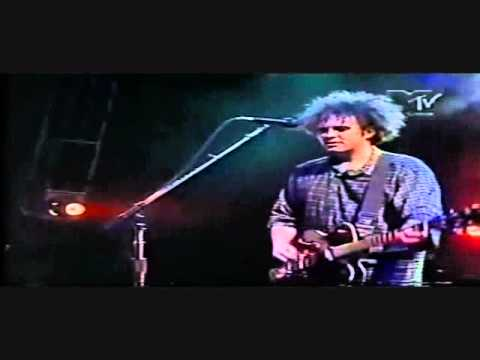 The Cure   Push Live MTV 1996 with Lyrics