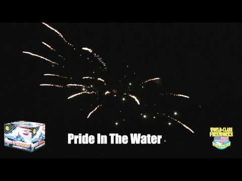 Pride in the Water