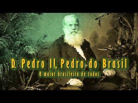 "1° Trailer Oficial de ""D. Pedro II, Pedro do Brasil"""