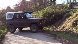 Uaz 469 offroad