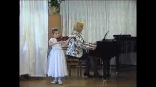 """3. """"Перепелочка"""" Белорусская народная песня"""