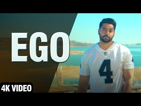 EGO - Official Video | KARAM BAJWA Ft J.HIND | DEEP JANDU | LALLY MUNDI |  Latest Punjabi Song 2017