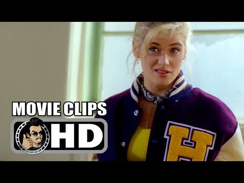 BUFFY THE VAMPIRE SLAYER -5 Movie Clips + Trailer (1992) Kristy Swanson Joss Whedon Fantasy Movie HD