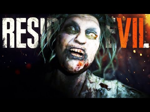 HOUSE OF HORRORS | Resident Evil 7 - Part 3