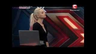 «Х-фактор-5» / Ирина Василенко - История /Второй прямой эфир(15.11.2014)